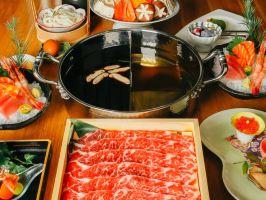 上海昊美艺术酒店涮涮锅双人套餐