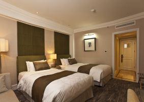 武汉光谷皇家格雷斯大酒店-高级房+双人自助餐+双早