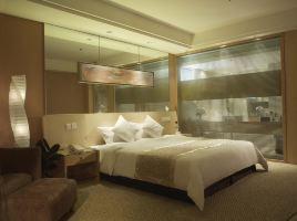 南京方源金陵国际酒店-方源楼高级大床间+商务晚餐