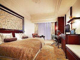 广州香格里拉大酒店(【含早】豪华大床/双床房+1只超级飞侠玩偶+夏令营)
