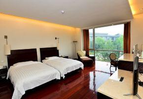 北京稻香湖景酒店【双人套餐】贵宾景观标准间+温泉