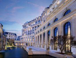 上海虹桥新华联索菲特大酒店(【特惠】高级房+锦厨法式双人自助晚餐)