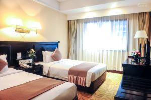杭州海华满陇度假酒店(亲子套房+水果+茶券)