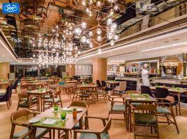 上海波特曼丽思卡尔顿酒店波特曼餐厅 单人午市半自助套餐