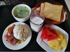 上海雅客滨江酒店式服务公寓(单人自助早餐)