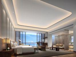 三亚海棠湾红树林度假酒店(豪华泳池别墅一居室+泰餐+接送机)