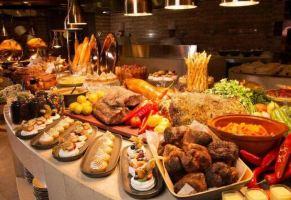 青岛海尔洲际酒店天下一品中餐厅特惠套餐