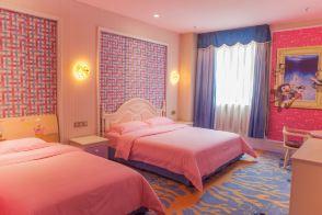 广州亚特兰酒店【含早】王子/公主豪华房+巴贝高乐园