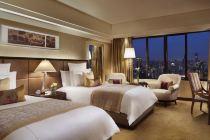 上海波特曼丽思卡尔顿酒店(【含早】豪华天际房+双人下午茶)