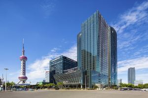 上海凯宾斯基大酒店(暖冬特惠 | 豪华江景房+双人自助晚餐)