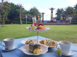 君澜・三亚湾迎宾馆海景度假酒店双人下午茶