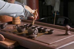 北京什刹海紫檀文化主题酒店【携程专享】四人花茶套餐