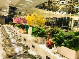 南京城市名人酒店(单人自助早餐)