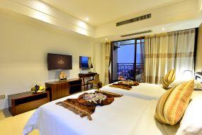 三亚柏瑞精品海景酒店(【含早】高级市景房+双人旅拍+双人出海)