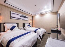 上海继磊国际酒店(【5间起订含早】舒适双床/大床房+价值300元农家乐中晚餐)