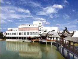 黄山香茗酒店(湖景大床房+双人中西自助早餐)