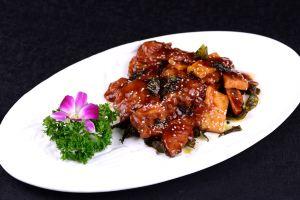 上海虹桥机场华港雅阁酒店中餐厅10人套餐1288元