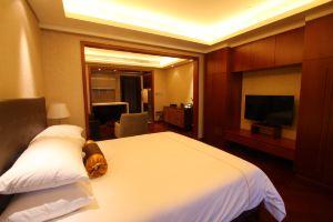 南京水晶蓝湾公寓酒店(商务大床房)