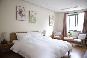 南京未见山凉篷下乡居别院舒适大床房-含早+手工豆腐