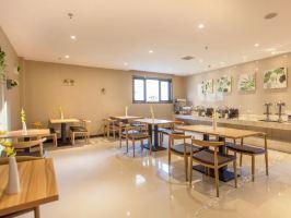 ��枫酒店(武汉中山大道六渡桥地铁站店)单人自助早餐