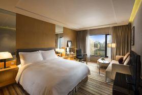 北京希尔顿酒店(【提前预约】豪华房一晚含双早,优先升级)