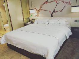 广州永德堡国际酒店(喜玩智能音乐减压豪华大床房)