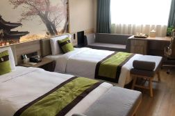 南京玺城阿里酒店-标准双床房2晚+套餐