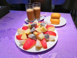 重庆丽枫・雅居酒店(观音桥步行街店)(休闲下午茶)