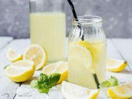 昆明华美达安可酒店蜂蜜柠檬水
