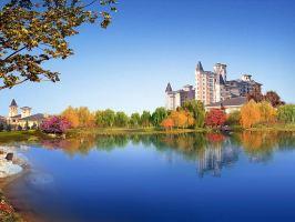 北京星河湾酒店(【含双早】贵宾楼豪华间)