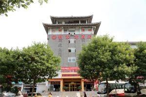 泰安辰龙宾馆(原新双龙酒店)(标准双床房)