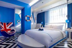 景莱酒店(上海迪士尼川沙地铁站店)精品主题房3小时