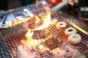 杭州皋澜滨野营度假村(韩式烧烤套餐)