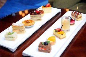 武汉光谷皇家格雷斯大酒店-海顿酒廊-双宿双飞下午茶
