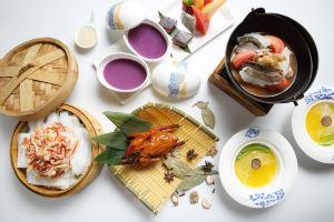 广州广交会威斯汀酒店-中国元素中餐厅鲜鱼激石2人餐