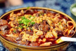重庆丽华酒店3-4人超值美味套餐