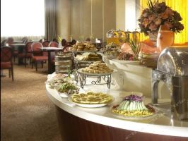 上海江苏饭店自助早餐