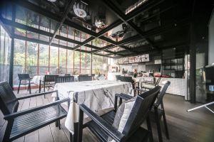 厦门晔界度假酒店曾厝��店共享厨房