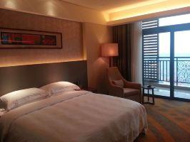 武汉华侨城玛雅嘉途酒店-豪华街景大床房+欢乐谷日场