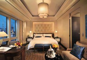 【优惠促销需提前致电咨询】上海半岛酒店豪华客房