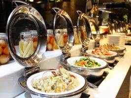 上海蓝海博龙国际大酒店(双人自助餐)