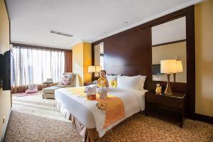 南京金鹰珠江壹号国际酒店(家庭主题亲子套房+亲子自助餐/正餐)