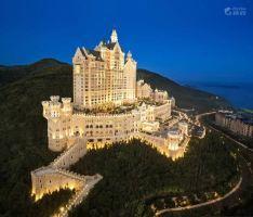 大连一方城堡豪华精选酒店-5座轿车市区内接或送飞机