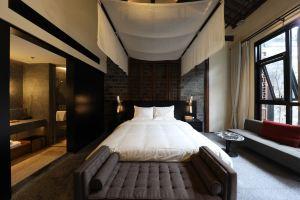 南京隐南门东酒店-独院大床房促销