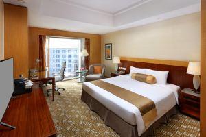 北京丽亭酒店(【午间】高级间+欢迎饮料-4小时)