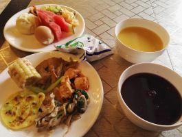 南昌金陵大酒店自助早餐