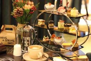 上海浦西万怡酒店-Spring双人下午茶套餐