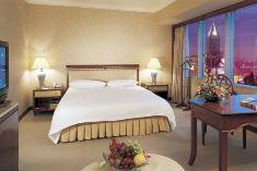 上海新锦江大酒店(【含早】高级房+上海外滩AR体验馆电子票2人)