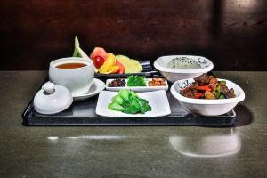 上海柏阳君亭酒店(黑胡椒牛肉粒套餐套餐/日式照烧牛肉粒套餐 二选一)