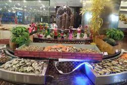 昆明金鹰广场酒店(泰式海鲜、烧烤、火锅自助餐)